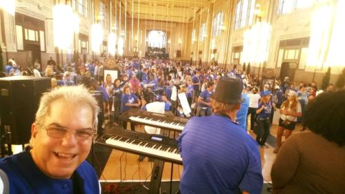 Party At Union Station